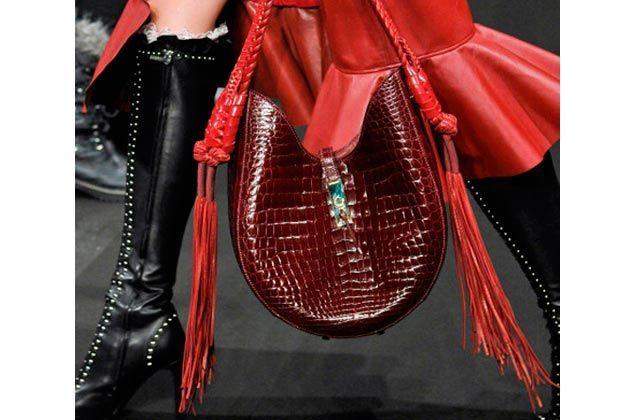Primera colección de bolsos de la marca Altuzarra