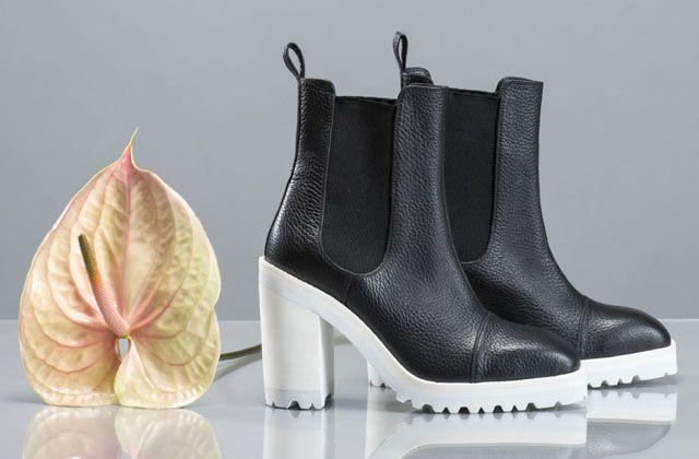 Romance y elegancia en los zapatos de la marca Kallisté