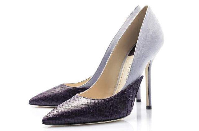 Tacones y detalles protagonistas en zapatos de Racine Carrée