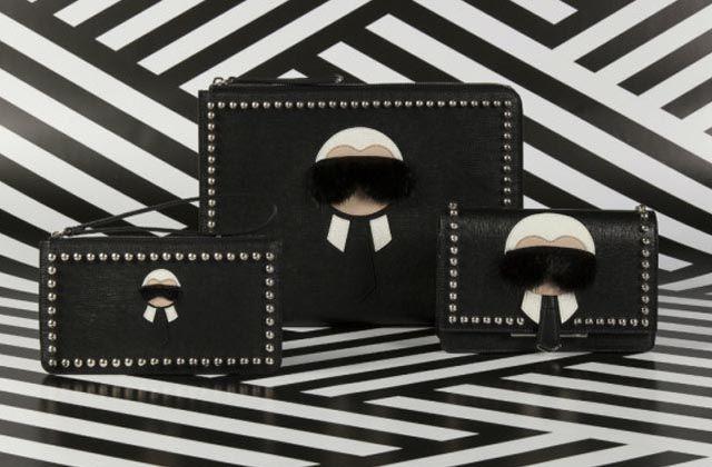 Punkarlito colección capsula de la marca Fendi