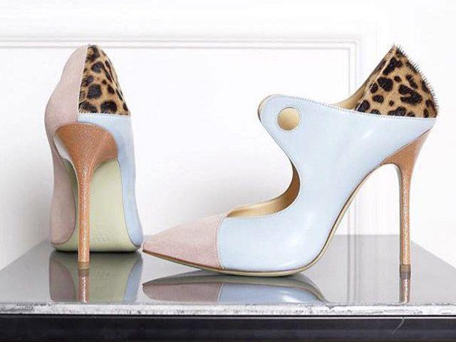 Colección de zapatos Ethernal Summer de Giannico