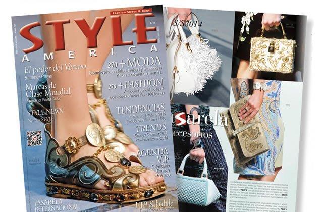 Revista Style America 10aniversario ed16