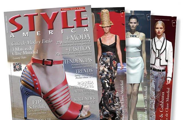 Revista Style America 10aniversario ed18