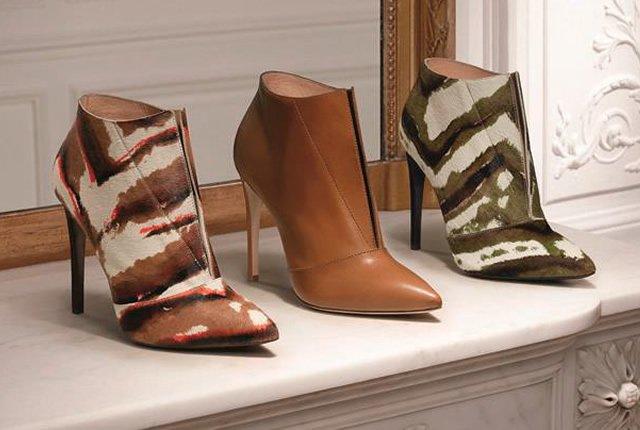 Colección de zapatos de Longchamp reinventa el placer de caminar