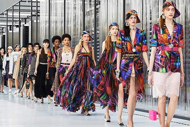Desfiles semana de la Moda de París otoño/invierno 2017-18