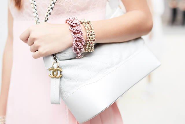 Chanel estrena bolso Gabrielle en su colección PV2017