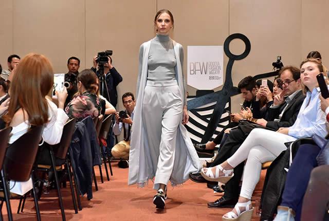 Programa de Semana de la Moda de Bogotá