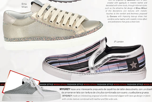 Trend Glamour Deportivo