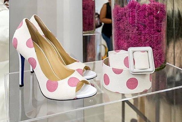 Zapatos inspirados en viajes y cruceros de Amato Daniele