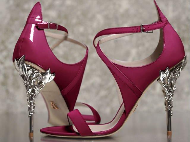 Zapatos y Bolsos de alta costura de Ralph & Russo