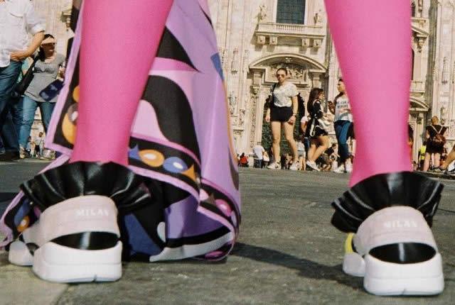 sneaker emilio pucci_