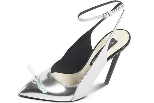 Vanguardista colección Electro-Shoes de Alain Tondowski