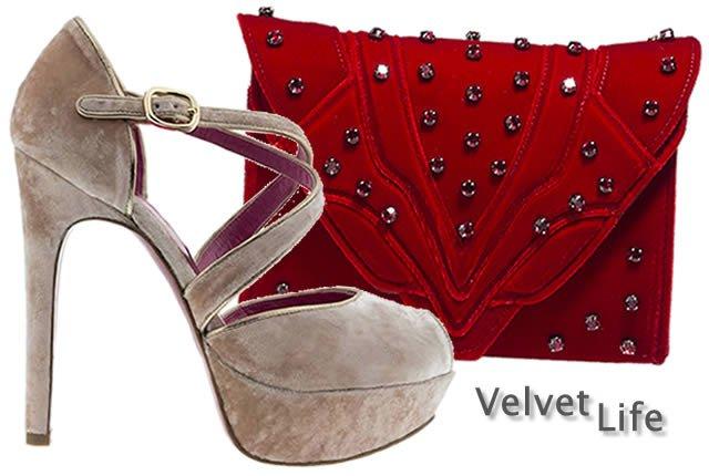 Tendencia de Moda Velvet Life