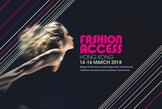Expositores de zapatos de la india llegan a Fashion Access de Marzo 2018