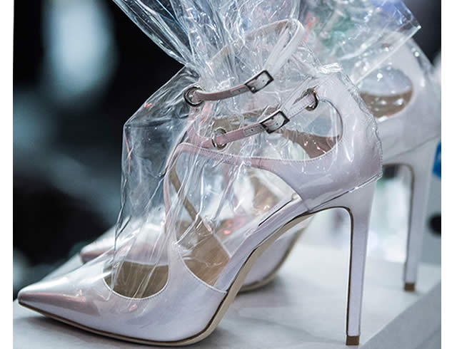 Zapatos de Jimmy Choo X Off-white