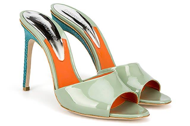 Zapatos inspirados en atmosferas de los 50's