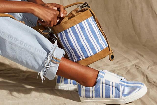 Zapatos y bolsos Pierre Hardy x LemLem