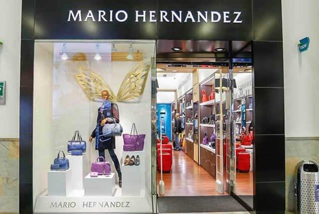 La marca Colombiana de marroquinería Mario Hernandez celebra 40 años