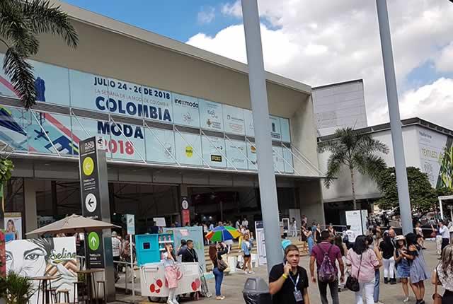 Edición 39 de Colombiamoda en 2018