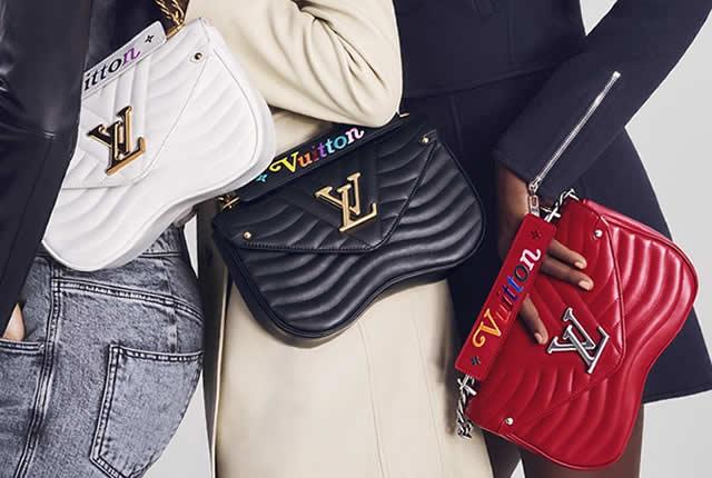 New Wave, los nuevos bolsos de Louis Vuitton