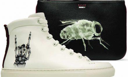 Colección Bally X Shok-1 moda y arte callejero