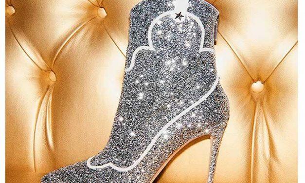 Colección de zapatos Disco Cowboy de Alexander White