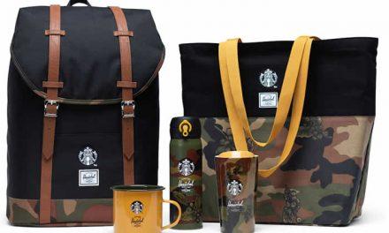 Colección de bolsos y accesorios Starbucks
