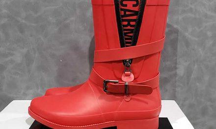 Moda y diseño en botas de la colección Carmin by Kesttou