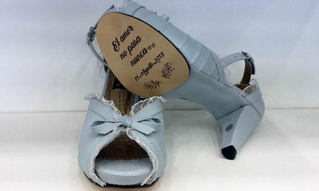 Personalización en zapatos para ocasiones especiales