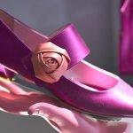 El glamour de las flores en colección de Roger Vivier