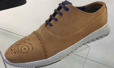 Diseño y confort masculino en zapato de Vanto
