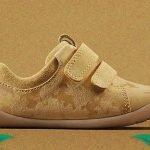Zapatos infantiles Clarks x Rey León