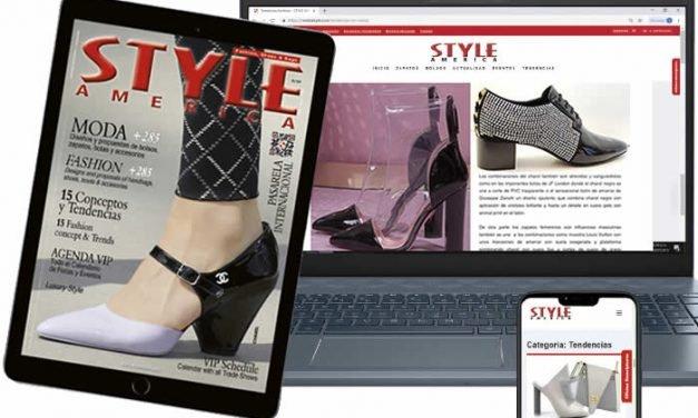 Style América 2.0 – Tendencias y entorno internacional de moda, Zapatos y Bolsos