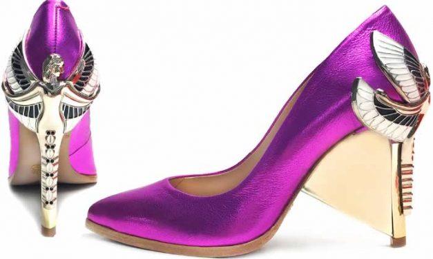 Zapatos de Femme Sans Peur, joyas para los pies