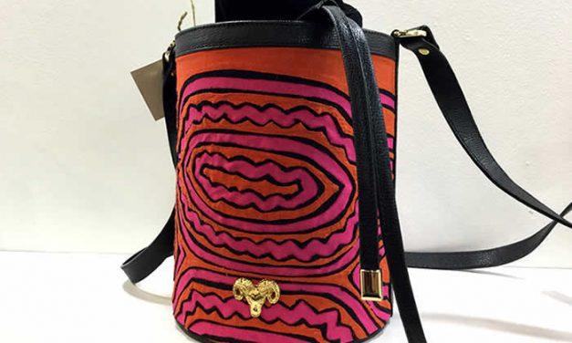 Los bolsos de Paulina Gutiérrez se inspiran en el arte