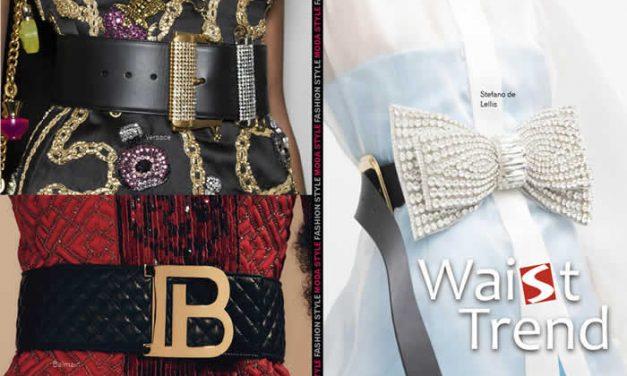 Tendencia y moda en Cinturones