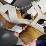 Toques modernos y funcionales en zapatos de Clergerie