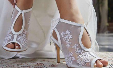 Forever Yes, los zapatos de novia de Shoestock
