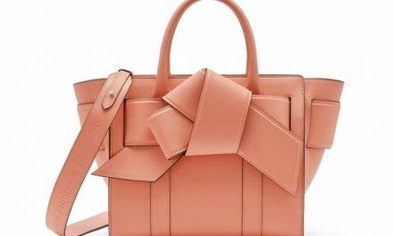 Bolsos Acne X Mulberry, estilo sueco y diseño inglés