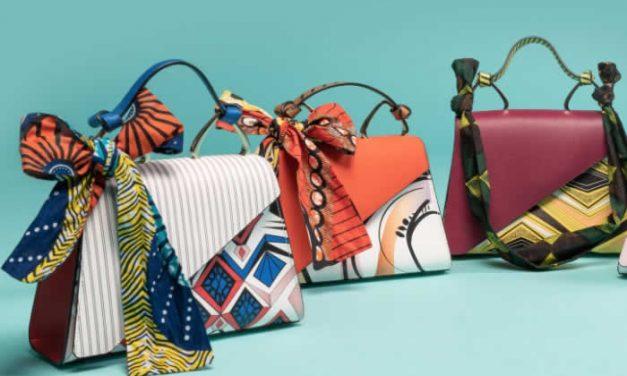 Ergobando colección de bolsos solidarios de Cromia