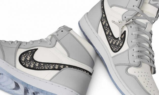 Tenis Nike X Dior Air Jordan