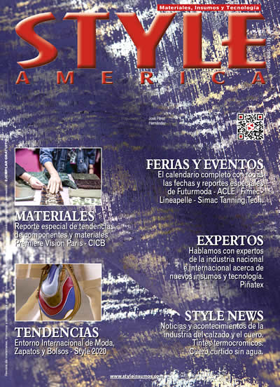 Revista Style America Materiales, Tendencias.