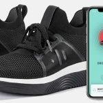 Zapatos trasmiten la música a los pies por vibraciones