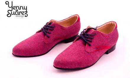 Colección de Zapatos Sustentables de la diseñadora Yenny Suarez