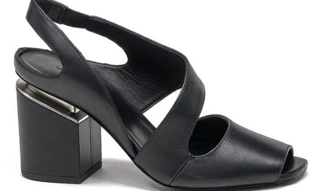 Feminidad andrógina en zapatos de Vic Matie