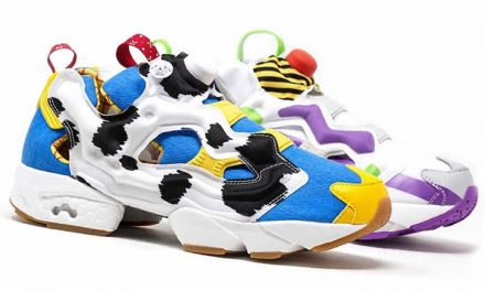 Tenis Bait x Reebok inspirados en Toy Story