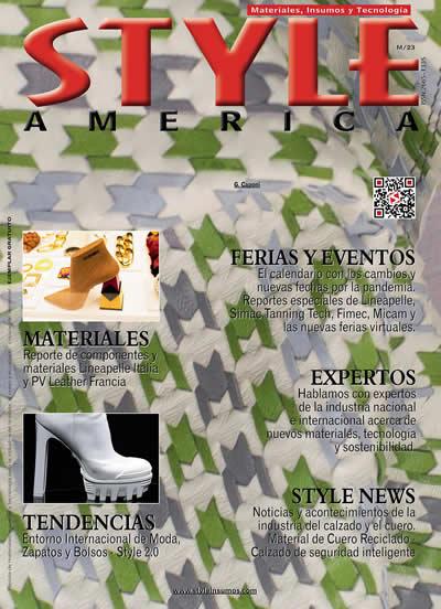 Style America Materiales, Tendencias y Tecnología edición 23