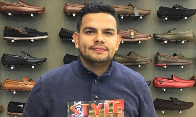 Confort y suelas ultralivianas en los zapatos masculinos