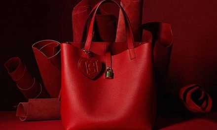 Iniciativa benéfica Heart for Hope con Bolsos Carolina Herrera