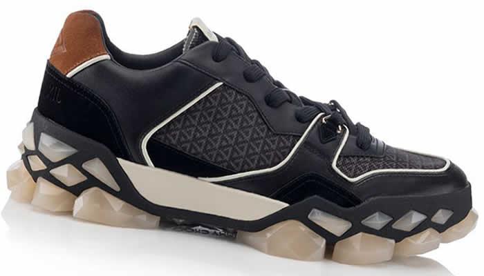 Colección invierno de Zapatos masculinos Jimmy Choo
